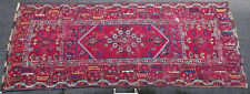Tapis ancien rug oriental orient tribal ethnique Berbere Algerien Algerie 1800