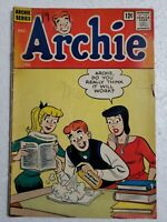 Archie #133 GD- 1962 1st App. Cricket O'Dell (Archie Series)