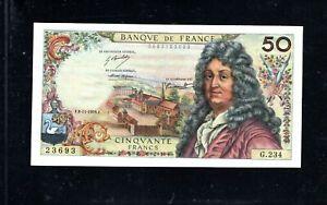 Billet 50 Francs Racine 08/11/73 SPL Fay 64-25