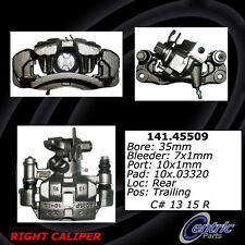 Centric Parts 141.45509 Rear Right Rebuilt Brake Caliper With Hardware