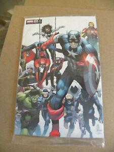Marvel 2021 FANTASTIC FOUR #35 Rare Color John Romita Jr. Variant qq