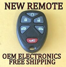 NEW GM BUICK HHR UPLANDER TERRAZA KEYLESS ENTRY REMOTE FOB TRANSMITTER 15114376