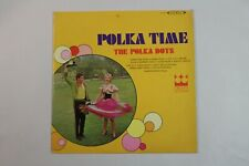 The Polka Dots ‎– Polka Time, vinyl LP, Crown Records – CST 569