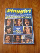 PLAYGIRL June 1976 ROD STEWART Donna Summer PATTI SMITH Britt Ekland CF GREG H