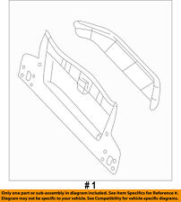 OEM NEW MOPAR Fender Right Front Rocker Molding 99-04 Chrysler 300M 5018722AA