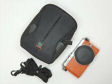 Panasonic Lumix DMC-GM1 Micro 4/3 Digital Camera - Orange (Body Only)