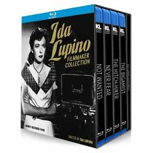Ida Lupino Filmmaker Collection Not Wanted / Never Fear / The Hitch-Hiker + NEW