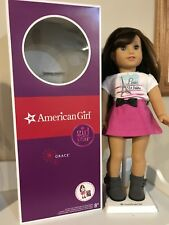 American Girl Grace Doll 2015 (box and Stand Included)