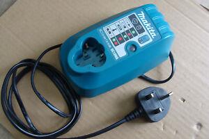 Makita DC10WA lithium battery charger 7.2v 10.8v 230v  for BL1013 1.3Ah  II