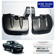 2005-2014 Mitsubishi L200 Triton 3.2 4Wd 4X4 Front Mud Flap Splash Guard Genuine