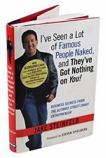 FAMOUS PEOPLE NAKED Body By JAKE STEINFIELD SIGNED Hardcover BOOK First Edition