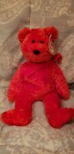 "New ListingNew! Rare Ty Beanie Babies Sizzle The Bear 6"" Plush Stuffed Animal W/Tags"