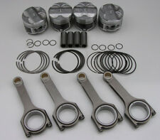 NIPPON RACING ITR Type R Pistons Scat H-Beam Rods ARP 81mm LS LS/Vtec B18 Kit