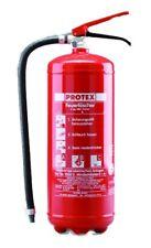 Protex Feuerlöscher PDE 6 Pulver 6 kg Dauerdrucklöscher wiederbefüllbar