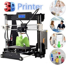 DIY 3D Printer Mechanical Print Kit 2018 with Industrial-grade quality precision