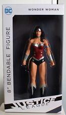 DC Justice League WONDER WOMAN Bendable Figure