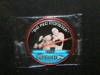 2006 Topps Metal Insider WWE Wrestling Coin Card - KANE - #12 of 24
