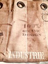 VOILAGE motifs industrie 140 X 240cm