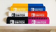 Nintendo Switch Spielestand Spiele Spielehalter Spieleständer Halterung Standfuß