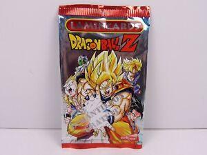 DBZ cartes booster pack scellé Dragon Ball Z Lamincards edibas