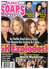 ABC Soaps In Depth Magazine - May 7, 2018 - General Hospital Explodes!