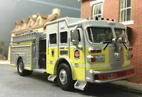 1:72 76 HO/OO/00 Monarch Rescue Pumper Small 2006 Sutphen USA Fire Engine Model