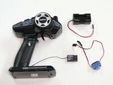 *NEW HOBAO HB-2.4G 3 Channel Radio System 2.4GHz 4G OFNA OHR