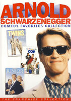 Arnold Schwarzenegger Collection (Twins / Kind New DVD