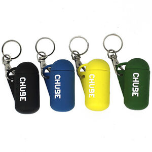 Chube Buddy Silicone Grinder on Keyring - Smell Proof & Water Resistant