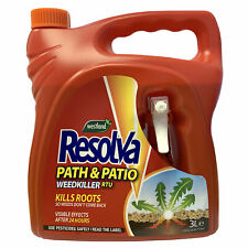 More details for westland resolva path & patio weedkiller ready to use 3l 24 hour results