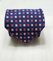 New Brooks Brothers Boys Yellow with Navy Pin Dot Silk Tie MSRP $44.50