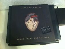 ALICE IN CHAINS BLACK GIVES WAY TO BLUE 2009 + CD TRANSPARENT VINYL DOUBLE LP