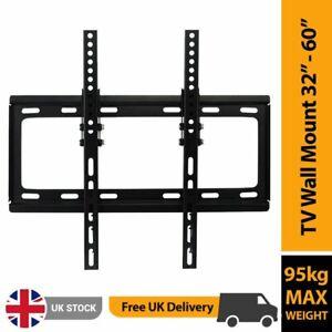 TV Wall Bracket Mount Tilt for 26 30 32 40 42 46 50 55 INCH SONY LG Samsung LED