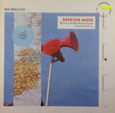 "Depeche Mode-Never let me down again (Tsangarides Mix) - 12"" MAXI-k1463"