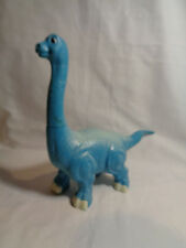 Large Hard Plastic Comic Face Blue Dinosaur