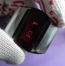 Elektronika 1 First Soviet LED Watch NII-Zavod Pulsar Watch Factory (Moscow)