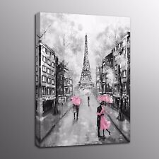 Modern Canvas Prints Wall Art Eiffel Tower Painting Picture Home Decor No Frame