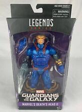 Marvel Legends Series Guardians of the Galaxy Death's Head II Hasbro BAF