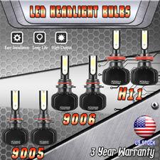 9005 9006 Combo LED Headlight + H11/H16 Fog Light Bulb for Toyota RAV4 2006-2015
