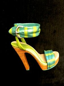 JUST THE RIGHT SHOE ~ HIGH HEEL ANKLE STRAP