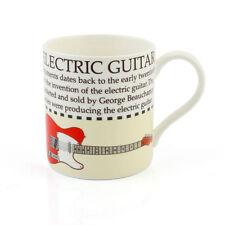 Electric Guitar Fine China Mug Description History Rock Band Music LP92743