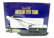 American Flyer 6-49012 S Scale Santa Fe Crane Car NIB