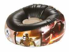 Official Star Wars Junior Inflatable Chair Kids Boys Furniture 35cm X 65cm