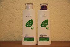 LR ALOE VIA  Aloe Vera 2er-Mix-Set Reinigungsmilch 200ml & Gesichtswasser 200ml