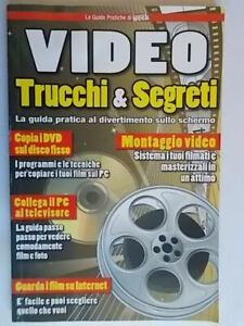 Video Trucchi SegretiComputer Weekguida film foto informatica dvd internet