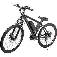"Electric Scooter Bike E-Bike 26"" 7 Speed 36V 250W Mountain Bicycle Cycling"