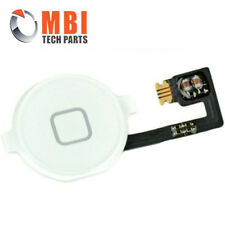 iPhone 4S 4GS New White Replacement Home Button Ribbon Flex Cable