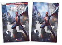 Marvel Comics Spider-Man City At War #1 Srisuwan Virgin Skan Variant Set  NEW ##