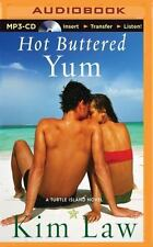 Hot Buttered Yum by Kim Law (2015, MP3 CD, Unabridged)