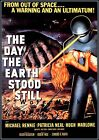 The Day The Earth Stood Still 1951 Sci Fi Robots Film Vintage Poster Print